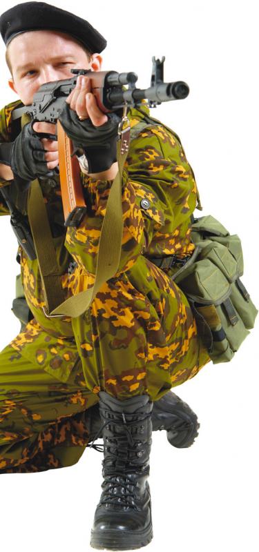 Оружие пехоты России