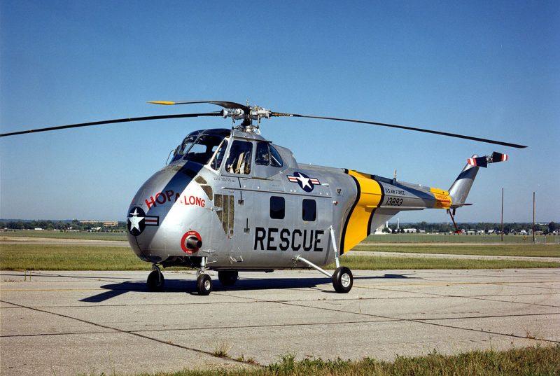 Вертолеты Сикорский S-55/H-19