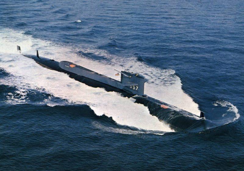 Электроэнергетические системы на подводных лодках