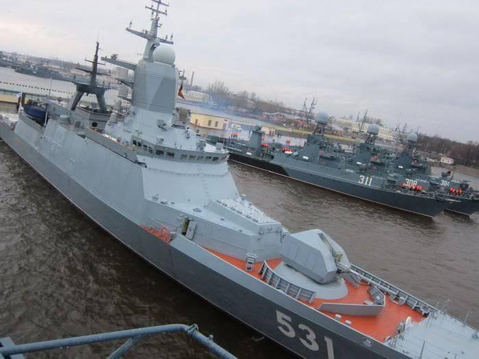 """Корабельный зенитный ракетный комплекс """"Полимент-редут"""""""