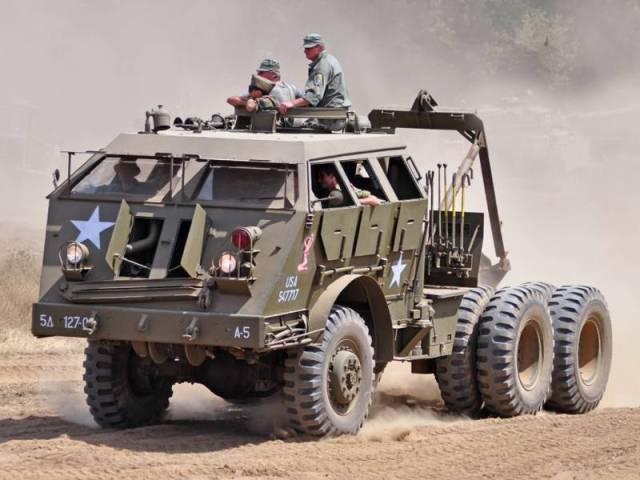 Танковый транспортер М26