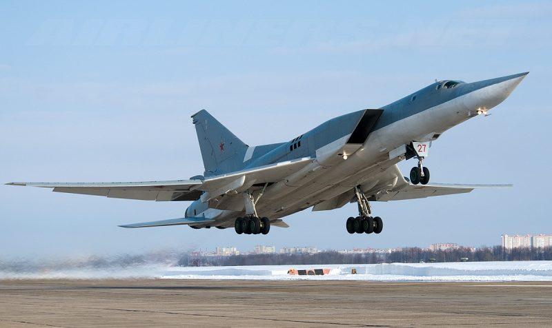 Самолет ТУ-22