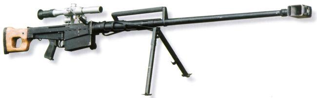 Снайперская винтовка ОСВ-96 (В-94)