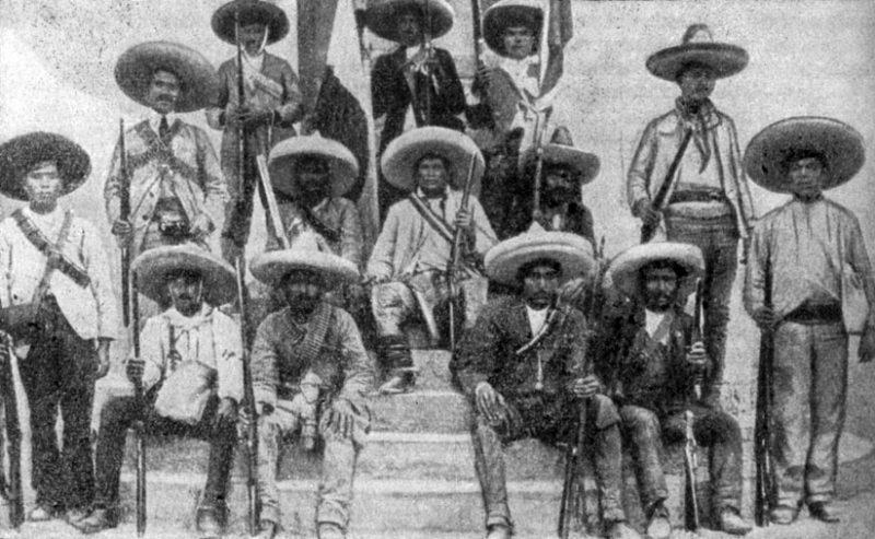 Мексиканская революция