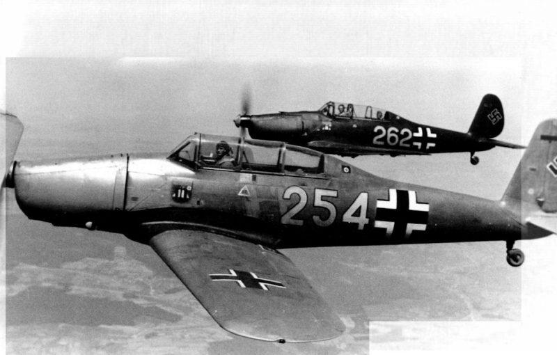 """Самолет """"Арадо"""" Ar 96"""