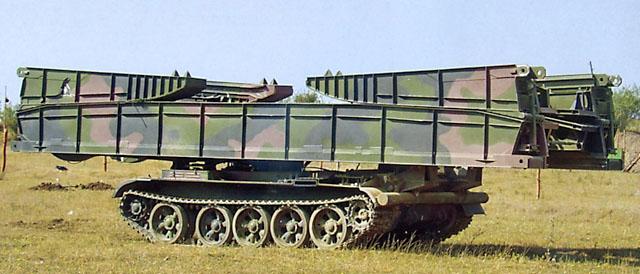 Танковые мостоукладчики