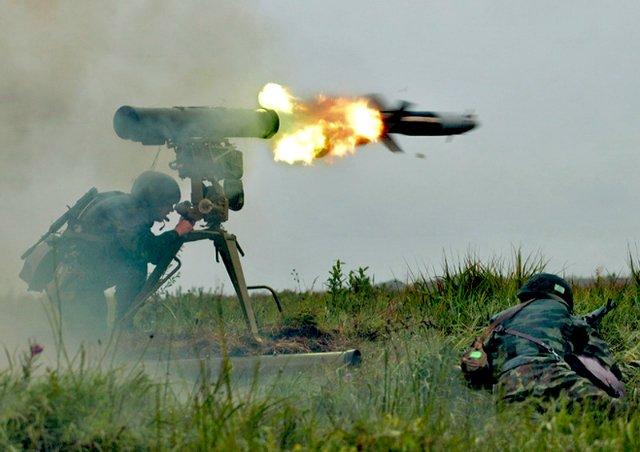 """Противотанковый ракетный комплекс """"Корнет"""" (9К135)"""