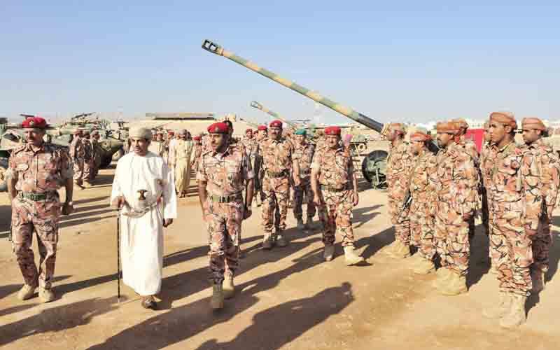 Вооруженные силы Омана