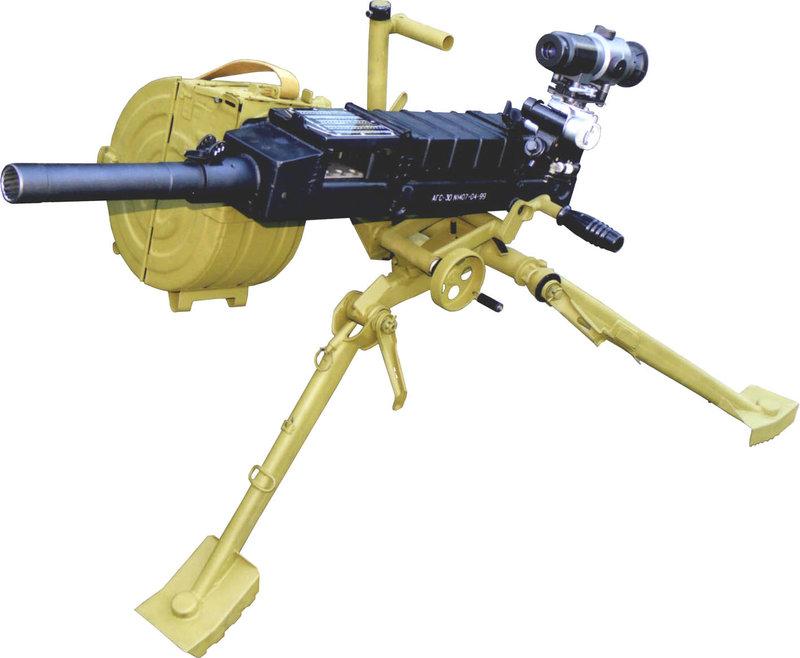 Автоматический гранатомет АГС-30
