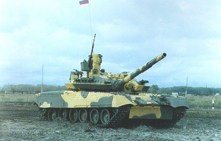 Основной боевой танк Т-80Б