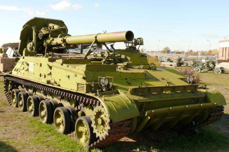 """240-мм самоходный миномет 2С4 """"Тюльпан"""""""