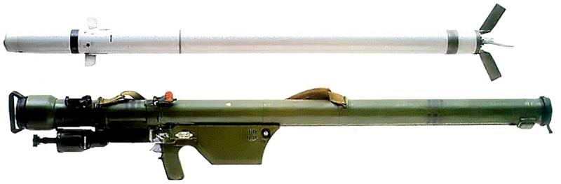 """Переносные зенитные ракетные комплексы """"Стрела-2"""" (9К32), """"Стрела-2М"""", """"Стрела-3"""" (9К34)"""