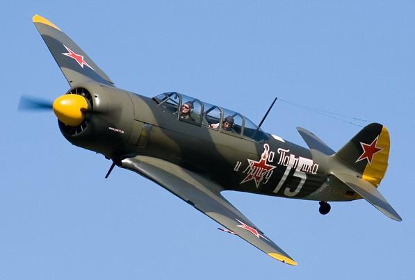 Самолет ЯК-11