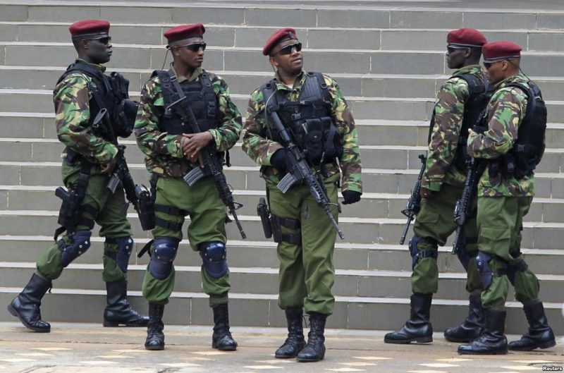 Вооруженные силы Кении