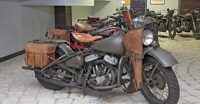 """Мотоцикл """"Харли-Дэвидсон"""" WLA-42"""