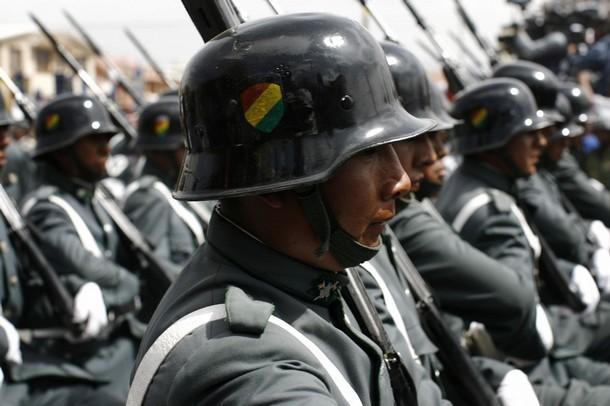 Вооруженные силы Боливии