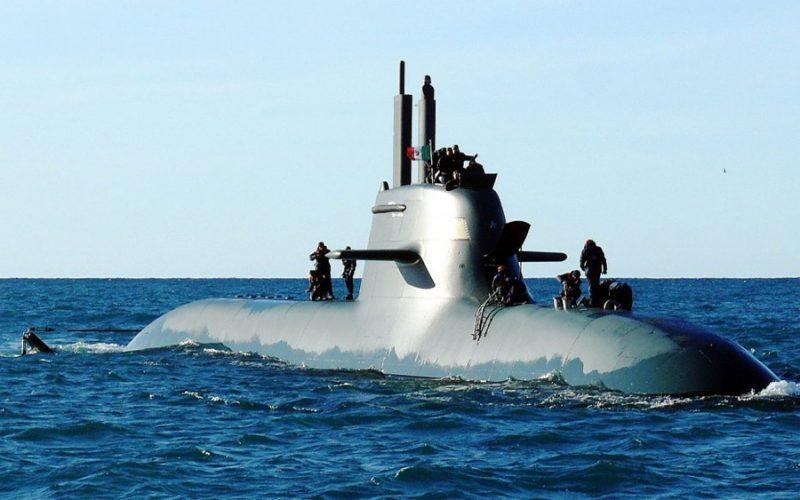 Средства радиотехнической разведки на подводных лодках