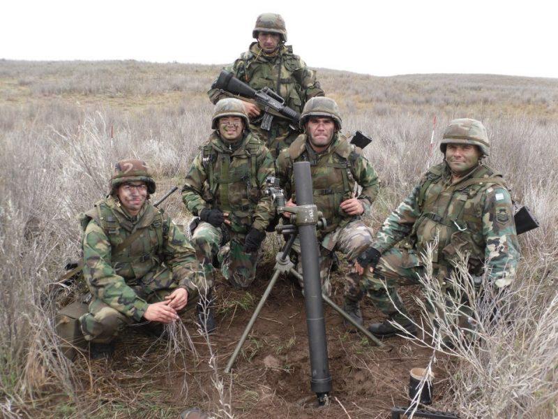Вооруженные силы Уругвая