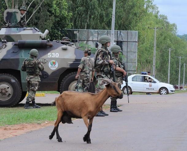 Вооруженные силы Парагвая