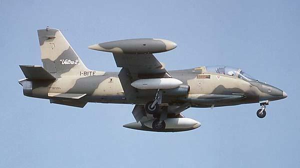 "Самолет ""Аэрмакки"" МВ-326"