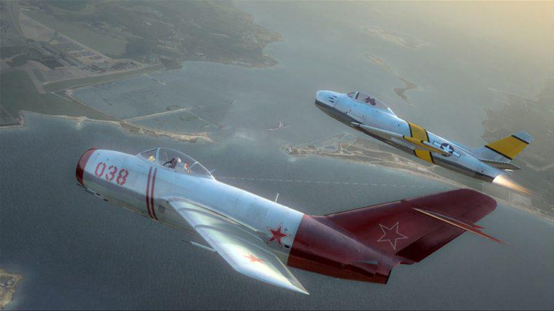 Авиация США в Корее