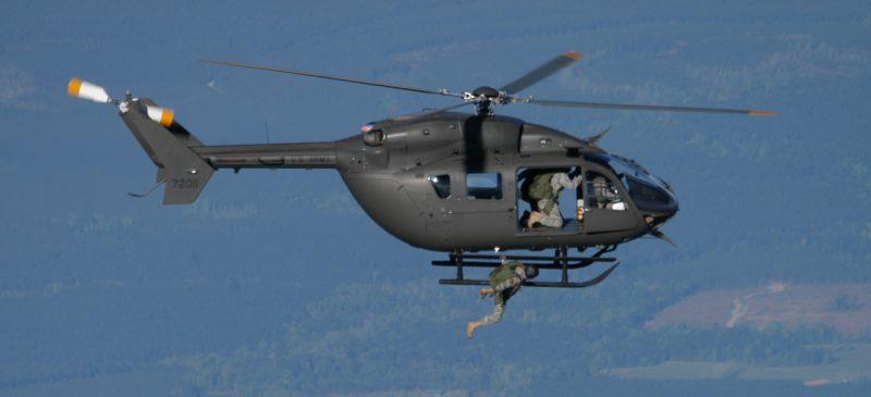 Вертолет ЕВРОКОПТЕР ЕС-145, UH-72A
