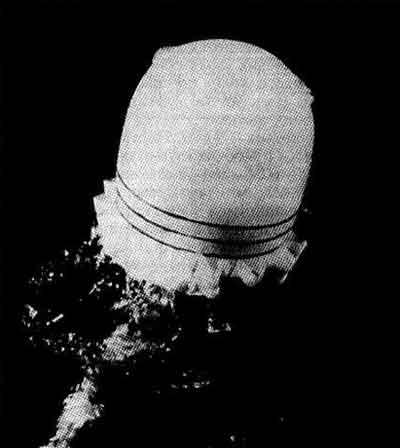 Радиосвязные буи для связи с подводными лодками