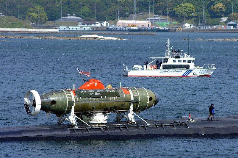 Современные системы спасения экипажа на подводных лодках