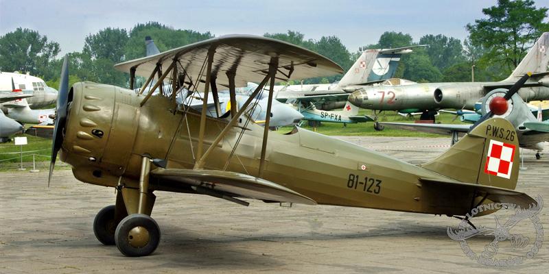 Самолет PWS-26