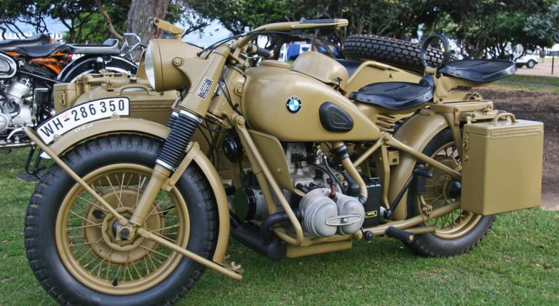 Мотоцикл BMW R75