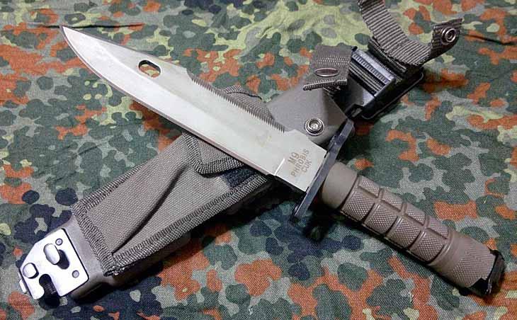 Штык-нож М9