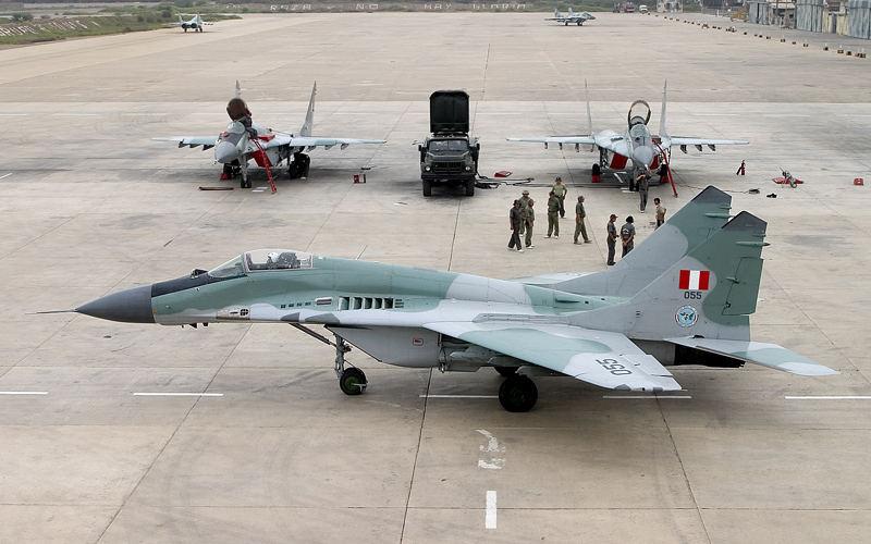 Военно-Воздушные силы Перу
