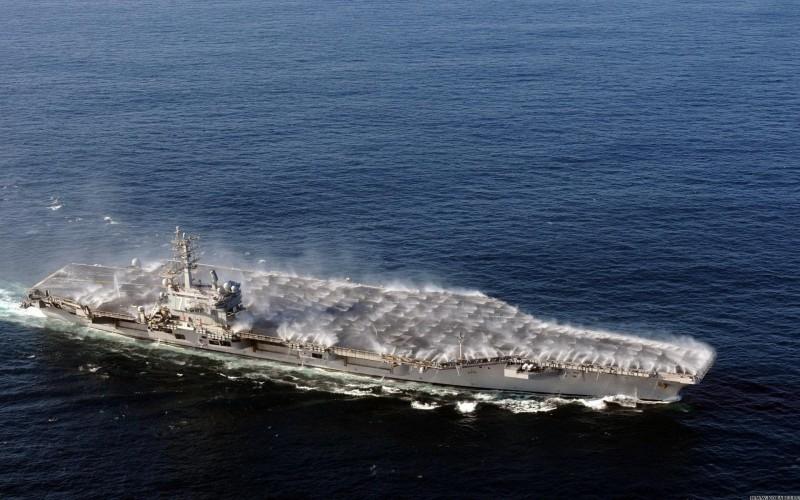 Системы пожаротушения на кораблях