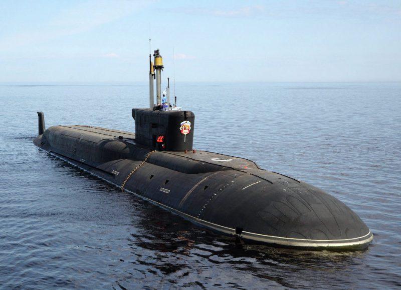 """Подводные лодки проекта 955 """"Борей"""""""