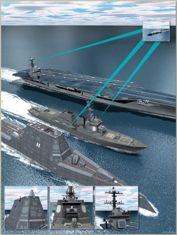 Средства радиотехнической разведки на кораблях