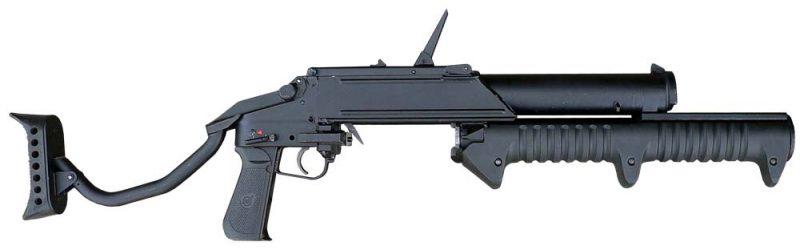 Легкий пехотный огнемет ЛПО-97