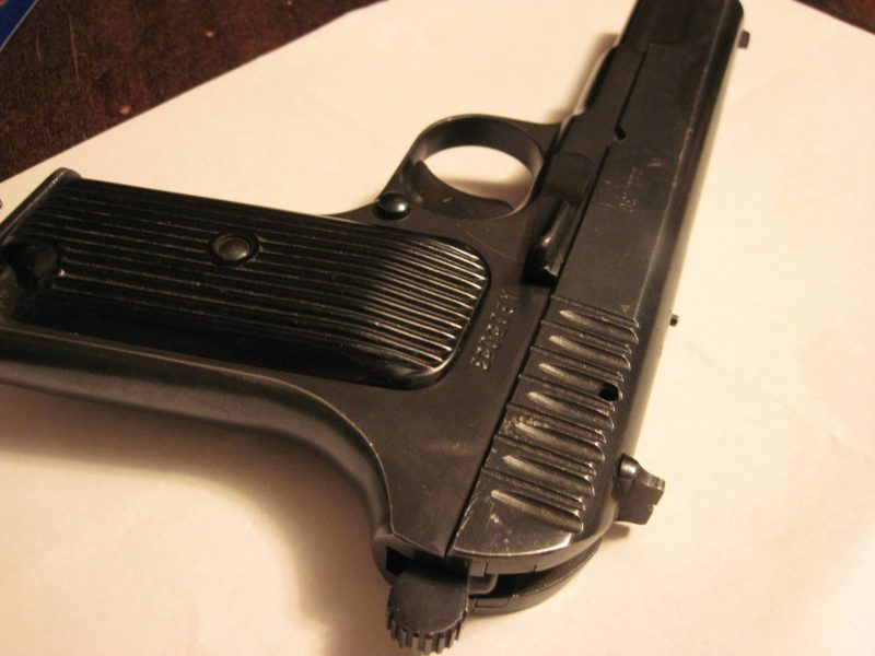 """Пистолет """"Токэджипт"""""""