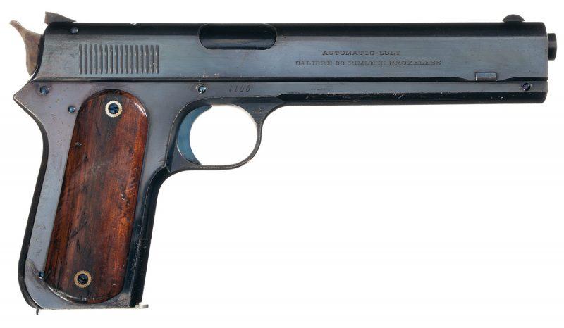 """Пистолет М1900 """"Кольт"""""""