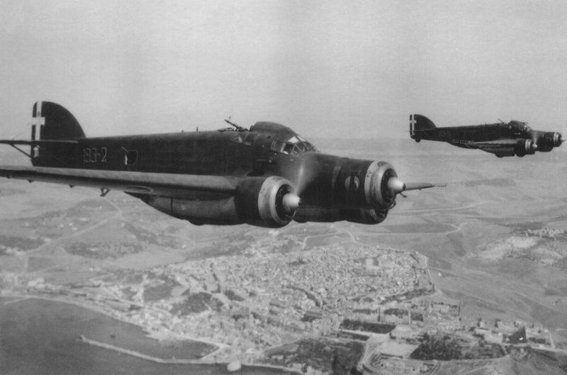 """Самолет SIAI S-79 """"Спарвьеро"""""""