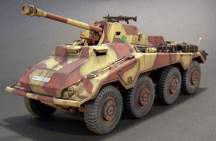 Бронеавтомобиль Sd.Kfz.234