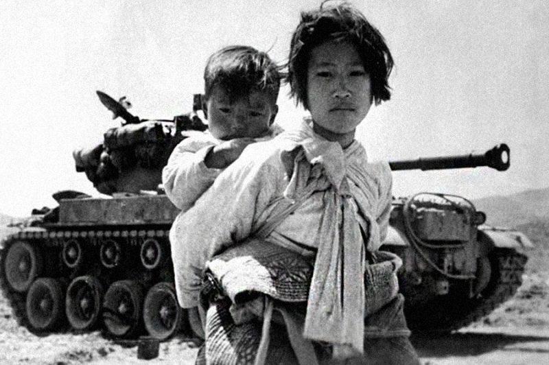 Война в Корее