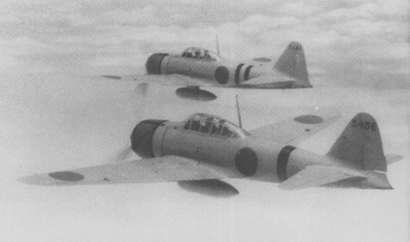 Истребитель «Мицубиси» А5М