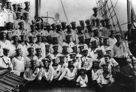 Экипаж крейсера «Варяг»