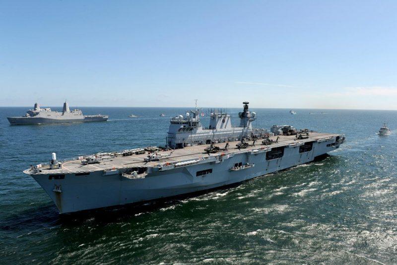ВМС Великобритании