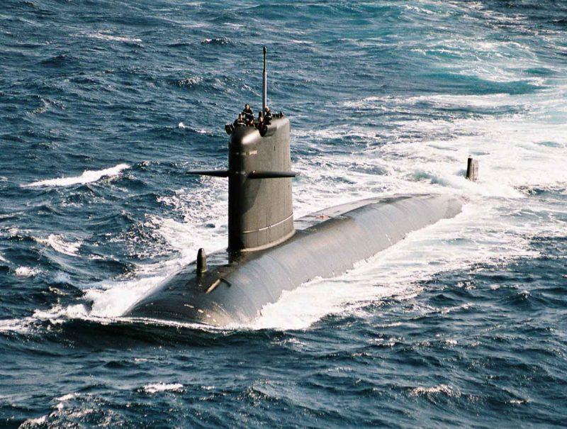 Атомные подводные лодки типа «Рюби»