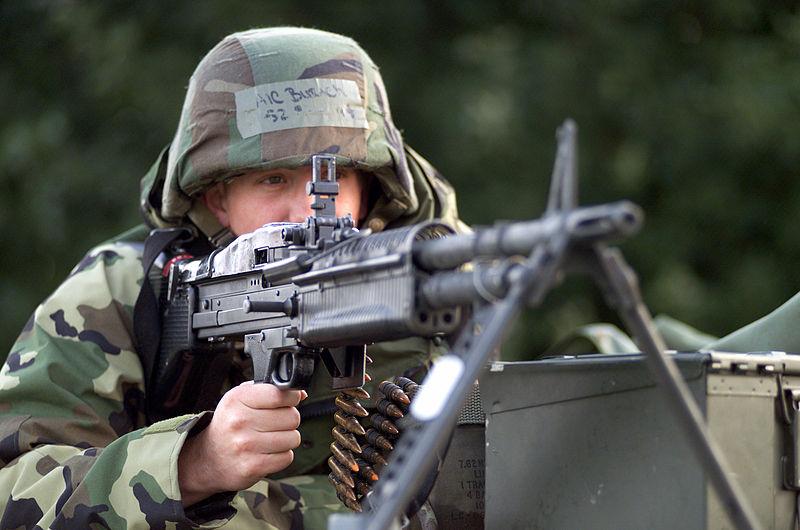 Пулемет М60 - долгий путь к проигрышу