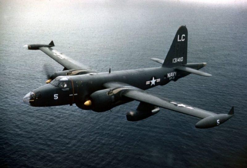 Самолет Локхид Р-2 «Нептун»