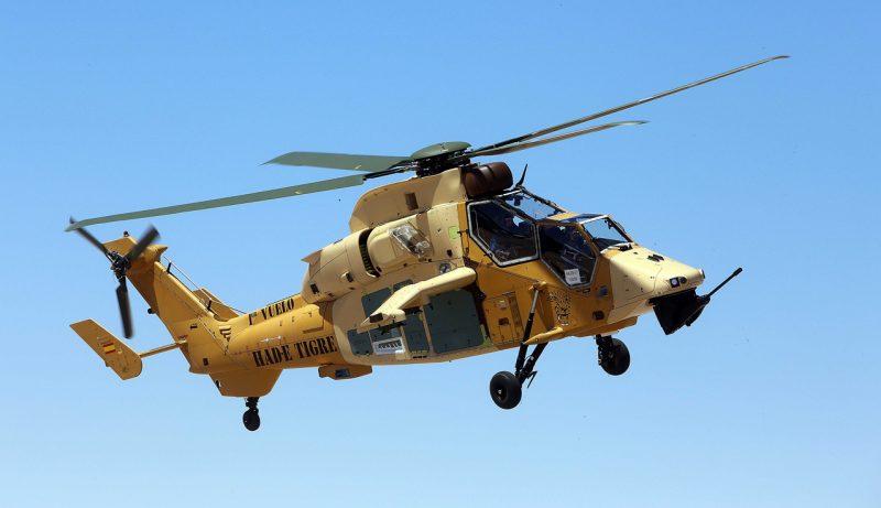 Вертолет ЕС-665 «Тигр»