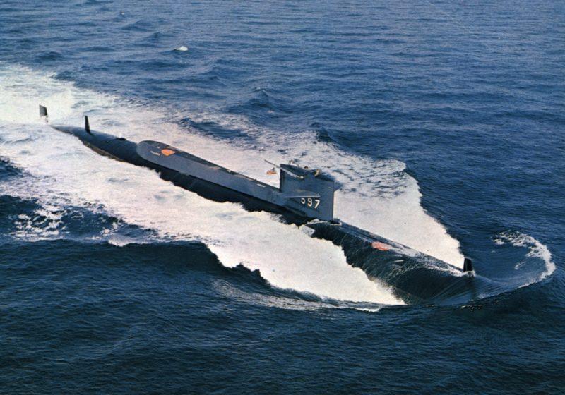 Субмарины-истребители