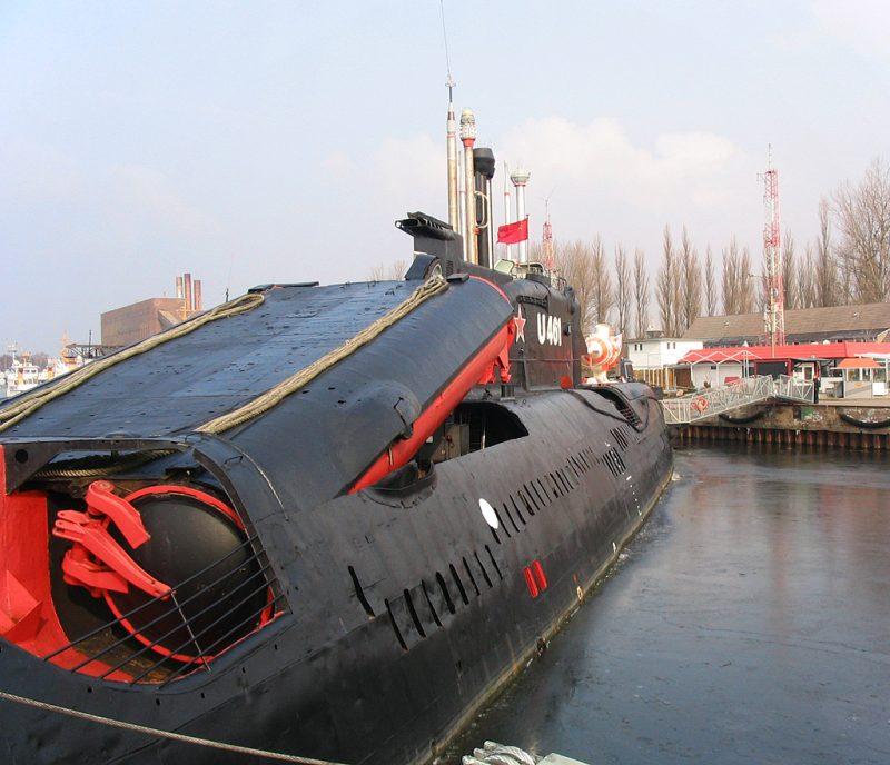 """Подводные лодки проекта 651 """"Касатка"""""""